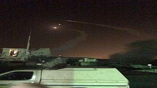 السعودية تعترض وتسقط صاروخ سكود أطلق من اليمن