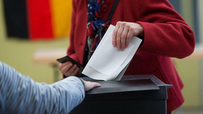 Alemães elegem o próximo Parlamento