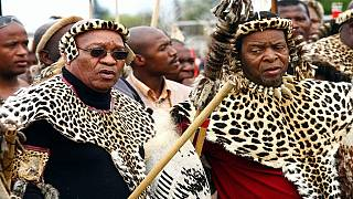 Different colors, one people: South Africa marks Heritage Day