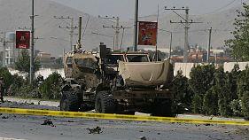Un convoy de la OTAN atacado en Afganistán