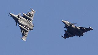 الجيش الأمريكي يشن ضربات جوية على معاقل داعش بسرت