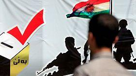 Curdistão referenda independência
