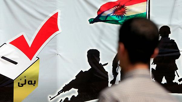 بدء التصويت في استفتاء انفصال كردستان العراق