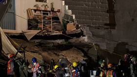 Aftershocks and fading hopes in quake-hit Mexico