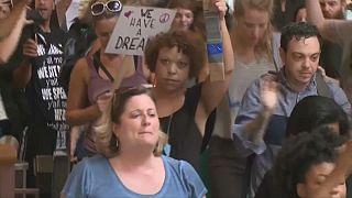 Etats-Unis : manifestation à Saint-Louis après l'acquittement d'un policier