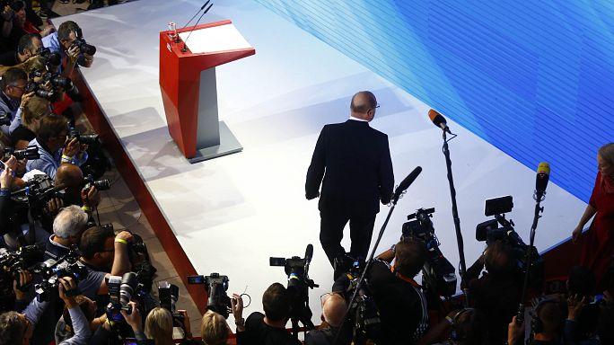 Los socialistas alemanes obtienen el peor resultado de su historia