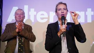 Historic election for Germany's far-right AfD