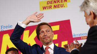 Libéraux et écolos allemands dans le même bateau