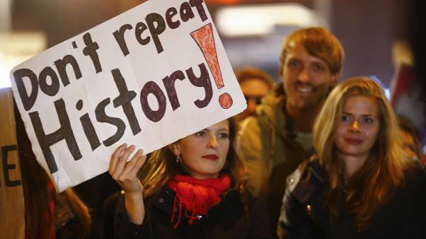 Avrupa'da Yahudiler endişeli: Korktuğumuz başımıza geldi