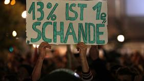 Ich bin #87prozent: German internauts don't want to be tarred with far-right brush