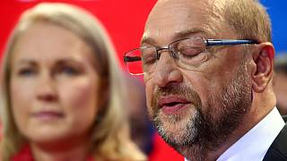 German SPD vows to rebuild after election slump