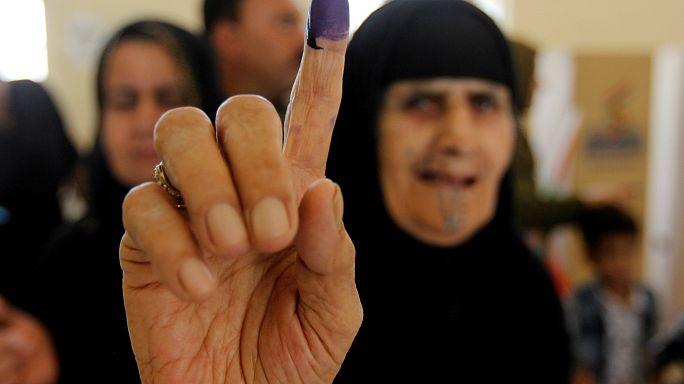 Jövőjükről szavaznak a kurdok