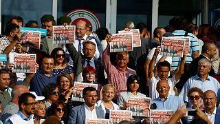 Turchia: la stampa d'opposizione alla sbarra