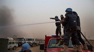 Mali : 3 Casques bleus tués, 5 blessés dans une attaque contre un convoi