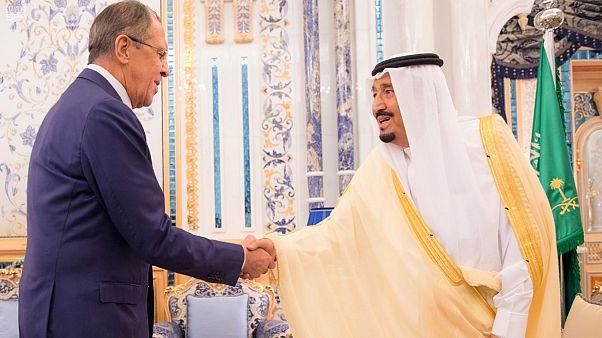 وزیر خارجه عربستان: برای مسائل منطقه و جهان با روسیه دیدگاه مشابه داریم