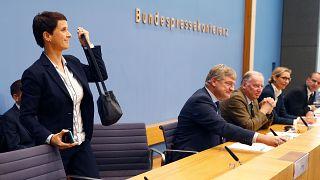 AfD-Vorsitzende Petry will der Fraktion ihrer Partei im Bundestag nicht angehören