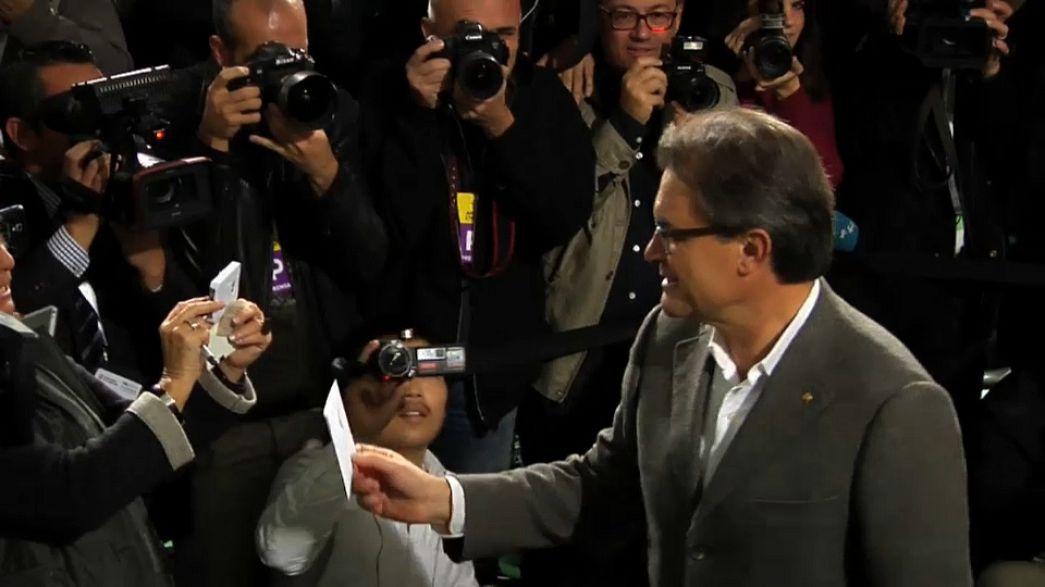 Tribunal de Contas exige 5,2 milhões a ex-presidente do governo catalão