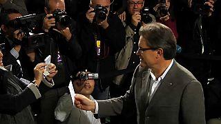 El Tribunal de Cuentas pasa la factura del 9N a Artur Mas: una fianza de 5,25 millones de euros
