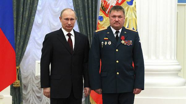 مقتل جنرال روسي جراء تعرضه لقصف في سوريا