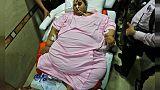 وفاة إيمان أحمد، أسمن امراة في العالم