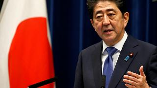 Japan PM Abe calls snap election amid North Korea crisis