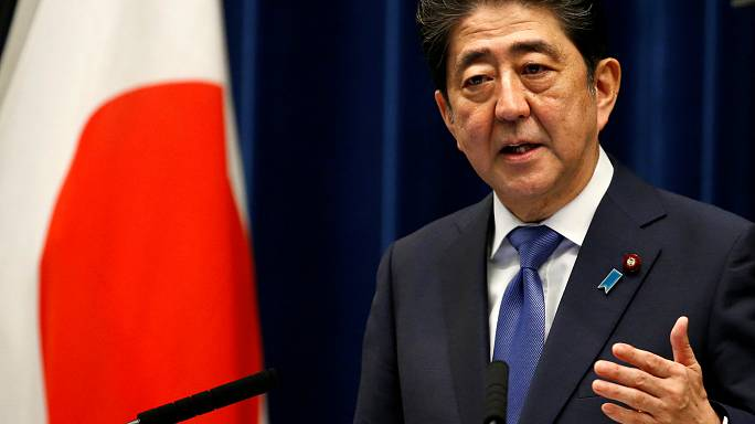 Abe disolverá el Parlamento el jueves y Japón irá a las urnas en octubre