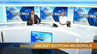 Egypt's 'new' Saqqara necropolis [The Morning Call]