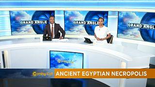 Egypt's 'new' Saqqara necropolis [The Morning Call]