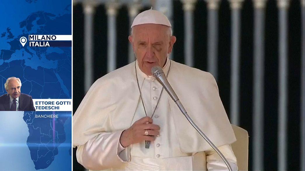 """Gotti Tedeschi : """"il Papa non è un eretico"""""""
