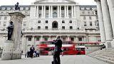 Προεδοποίηση της Τράπεζας της Αγγλίας για το δανεισμό