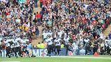 London: NFL-Spieler stehen nicht für Hymne