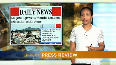 Revoir la revue de presse du 25-09-2017 [The Morning Call]