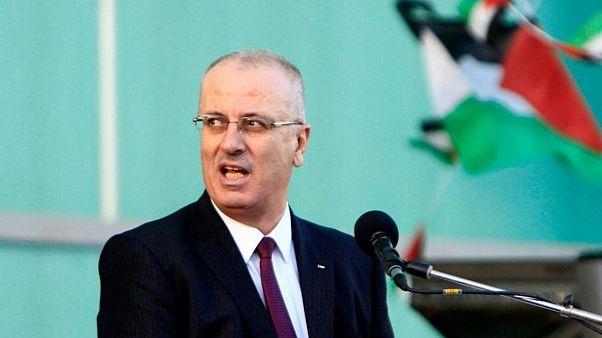 رئيس الوزراء الفلسطيني رامي الحمد الله قريبا في غزة