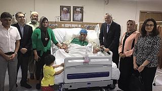 Egyptian considered 'world's heaviest woman' dies in UAE hospital