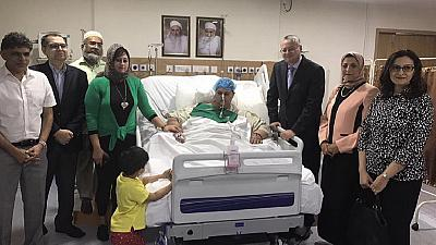 """Égypte : la femme """"la plus grosse du monde"""" est décédée lundi"""