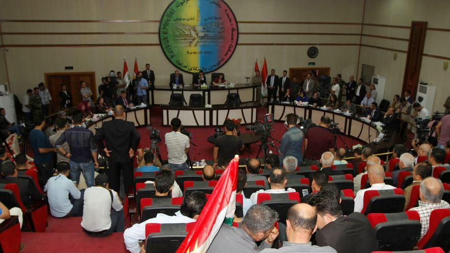 Irak'tan Kerkük petrolü kararı