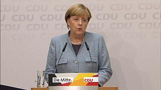 "Merkel, abierta a negociar la ""Alianza Jamaicana"""