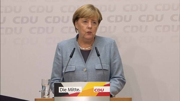 "Germany - ""a coalition deal by Christmas"""