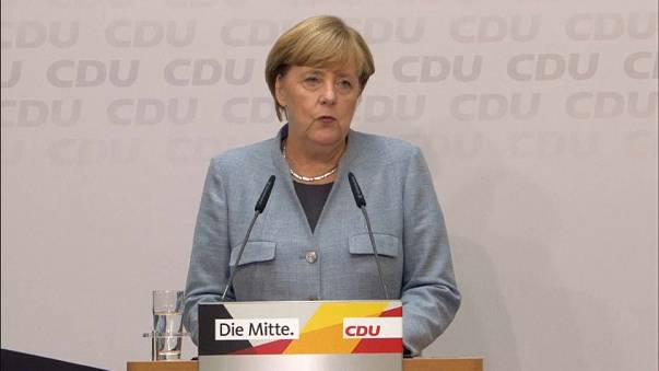 Merkel koalisyona hazırlanıyor