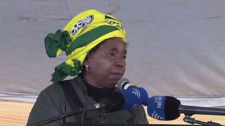 Nkosazana Dlamini Zumah returns to the political spotlight in South Africa