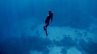 Authentic Deep Blue, apnea submarina en el Mediterráneo