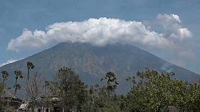 Vulkan auf Ferieninsel Bali: Inzwischen 50.000 evakuiert