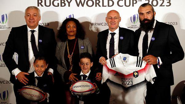 Francia, Irlanda y Sudáfrica se disputan organizar el Mundial de Rugby 2023