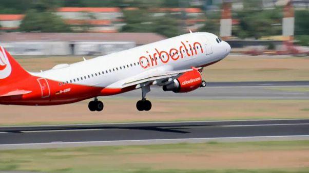 Air Berlin contratterà con Lufthansa e Easyjet
