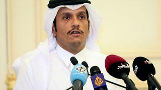 قطر: نلمس رغبة كبيرة لدى ترامب لحل الازمة الخليجية