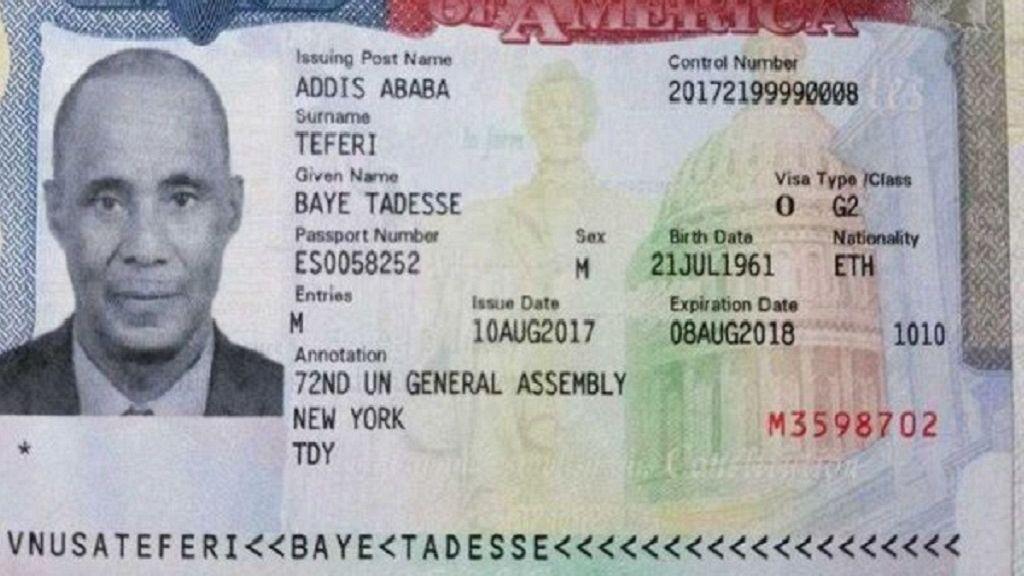 Prominent Ethiopians Fleeing Political Persecution Lilesa Tsegaye
