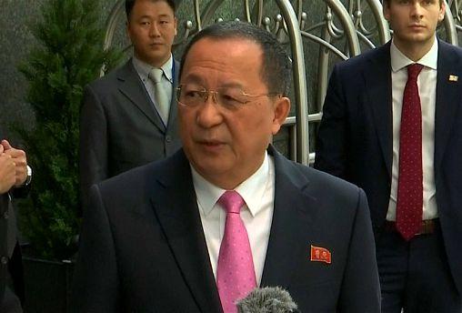 US has declared war on us - North Korea