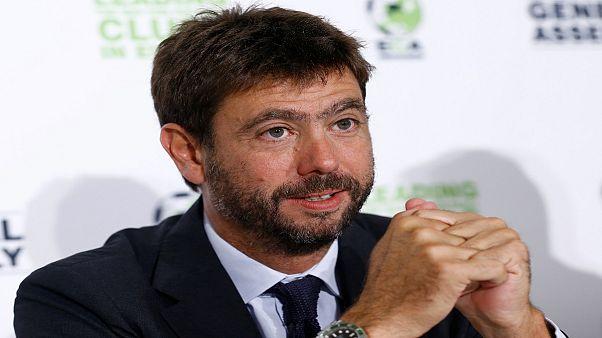 جریمه نقدی و تعلیق یک ساله برای رئیس باشگاه یوونتوس