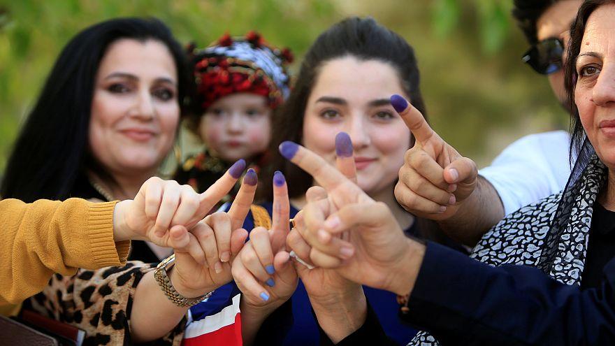 بدء فرز الأصوات في استفتاء كردستان العراق على الاستقلال