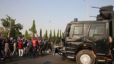 Nigeria : 10 arrestations après une manifestation de déplacés à Maiduguri